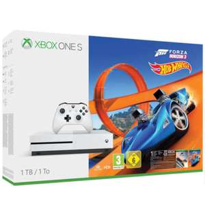 1TB Xbox One S Console - Forza Horizon 3 and Hot Wheels PLUS Lego Movie 4K - £189.99 - Zavvi