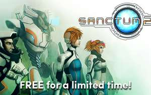 [Steam] Sanctum 2 - FREE - Humble Bundle