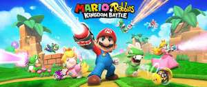 Mario + Rabbids - Kingdom Battle (£30 - Grainger Games)