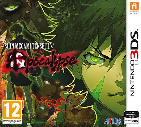 Shin Megami Tensei IV: Apocalypse Nintendo 3DS Digital Download £8.74 @ Nintendo