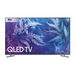 "Samsung QE55Q6FAM 55"" QLED Ultra HD Premium HDR 1000 Smart TV £949.05 WITH CODE @ PRCdirect"