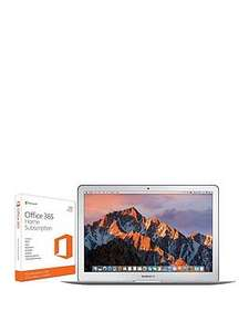 MacBook Air 2015 with I7 cpu and free office with 20% off £759.20 @ Very