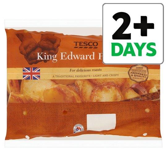 2.5KG King Edwards Potatoes Half Price @ Tesco £1