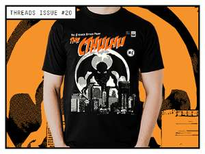 T-shirt and Graphic novel or book for only £5 using code -  Includes Free UK Delivery @ Zavvi