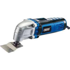 Draper 20987 400W Multi Cutter 230V RRP £49.90 SAVE £15 @ Toolstation