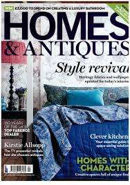 Homes and Antiques Magazine 5 Issues for £5 @ Buy Subscriptions