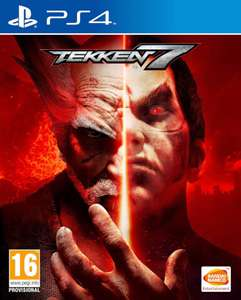 Tekken 7 for PS4 for £26.99 from Zavvi