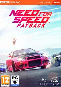 Need for Speed Payback PC (Origin store US) £30