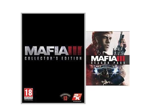 [Xbox One/PS4] Mafia III Collectors Edition - £29.99 (Game)