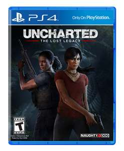 Uncharted: The Lost Legacy (PS4) £15.99 Delivered @ GAME