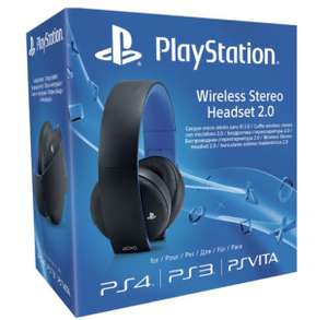 Official Playstation Wireless 2.0 Headset £29.99 @ Game