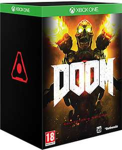 [Xbox One/PS4] Doom Collectors Edition - £14.99 (Game)
