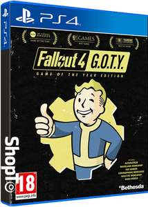 [Xbox One/PS4] Fallout 4: Game of the Year Edition - £19.85 - Shopto