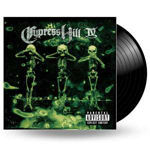 IV [VINYL] Explicit Lyrics by Cypress Hill RRP £20.99 NOW £7.96 delivered at Amazon