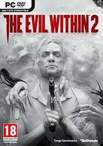 Evil Within PC £16.99 @ Amazon Prime (or £18.98 non Prime)