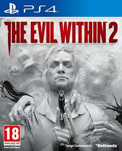 The Evil Within 2 (PS4/XBOX) (FREE P&P) £20.99 @ Amazon