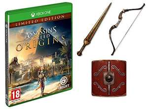 Assassins Creed Origins Limited Edition £34.99 PS4 & XO @ Amazon