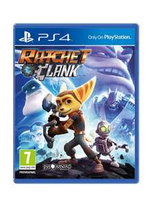 Ratchet & Clank (PS4) £14.99 Delivered @ Base