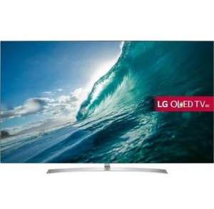 "LG OLED55B7V 55"" 4K Ultra HD HDR OLED Smart TV (OLED55B7V) £1699 @ Debenhams Plus"