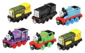 Thomas and Friends Take 'n' Play Diesel v Steamies 6 Engine Value Pack £9.99 @Argos Ebay (Free P&P)