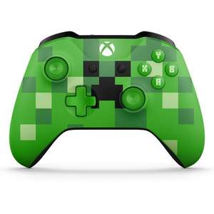 Xbox-One minecraft creeper controller £44.99 @ Smyths