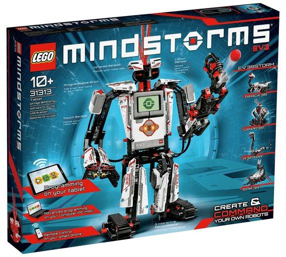 LEGO Mindstorms EV3 (31313) £209.99 @ Argos