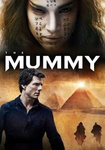 The Mummy 2017 Sky HD Digital + Blu-ray £8.49 @ Sky Store - Free delivery