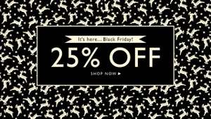 Emma Bridgewater 25% off Black Friday