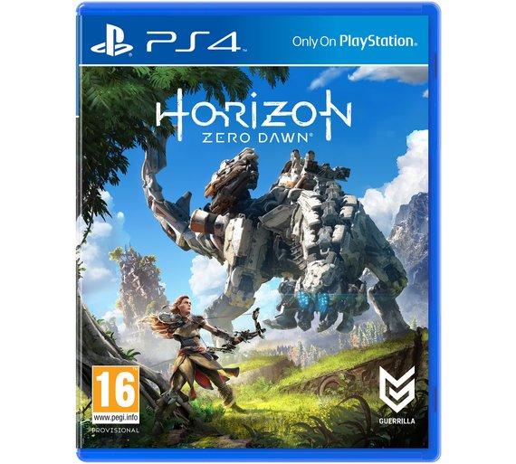 [PS4] Horizon Zero Dawn - £18.99 - Argos (Argos eBay)