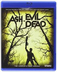 Ash vs Evil Dead - The Complete First Season Bluray box set @ £12.46 + delivery @ Amazon USA