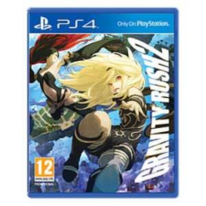 Gravity rush 2 (PS4) £15.99 delivered @ GAME