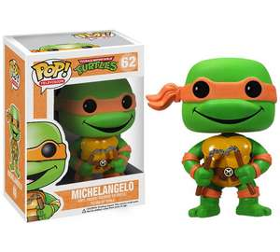 Teenage Mutant Ninja Turtles - Michaelangelo Pop Vinyl - £4.99 was £9.99 Argos