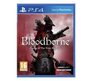 Bloodborne GOTY ps4 @ Argos