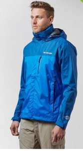 "COLUMBIA Men's Pouring Adventure Jacket  £43.20 +  £3.99 delivery from ""Price promise"""
