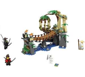 LEGO Ninjago Movie Master Falls - 70608 half price @ Argos - £12.49 (C&C)