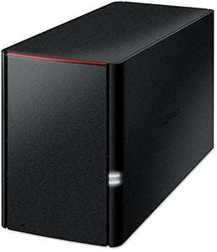 Buffalo 6TB LinkStation 220D 2 Bay Desktop NAS £144.98 @ Amazon