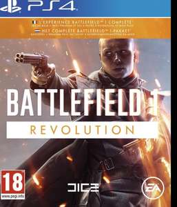 Battlefield 1 Revolution  £19.99 PS4 and XB1 (free delivery with prime or £20+spend without)