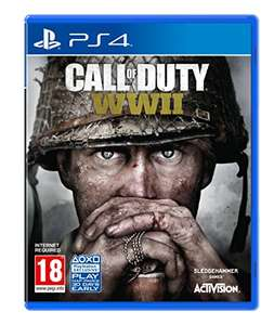 CALL OF DUTY £39.99 AMAZON PRIME