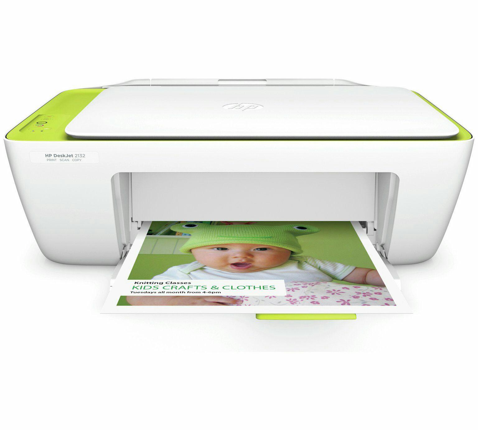 HP Deskjet 2132 All-in-One Printer £14.99 @ Argos