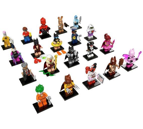 Lego Batman Movie Minifigures 99p each @ Argos