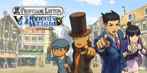 Professor Layton vs. Phoenix Wright: Ace Attorney digital download - £19.99 @ Nintendo