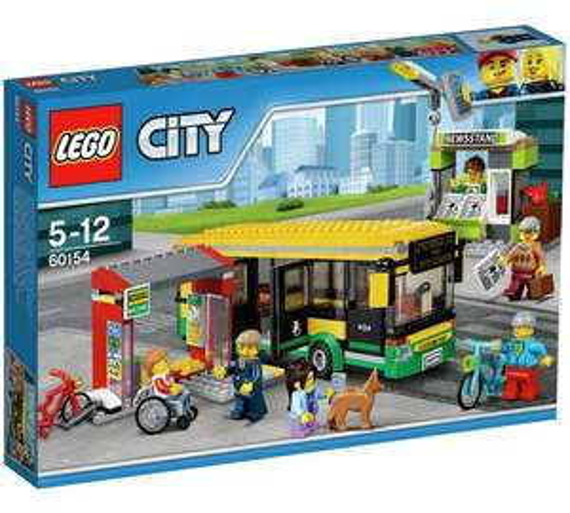 LEGO City Bus Station - 60154 £19.99 @ Argos (C&C)