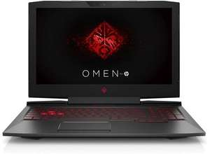 HP Omen ce-15004na gaming laptop using code SAVE15. i5, 8GB ram, Full HD, GTX 1050 2GB £721.65