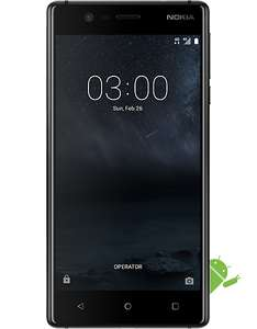 Nokia 3 PAYG, £79.99 + £10 top up @ CPW