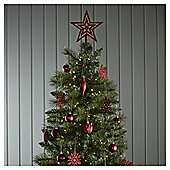 Mixed Christmas Tree Decorations, 50 Pack in Red, Gold or Silver was £10 now £5 C+C @ Tesco Direct