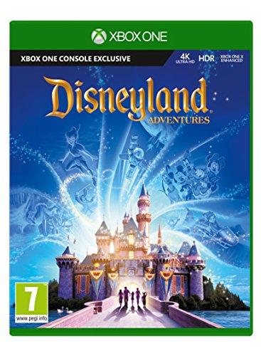 Disneyland Adventures (Xbox One) - Amazon - £9.99 Prime / £11.98 non-Prime