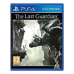 PS4 The Last Guardian - free click and collect from Tesco £14
