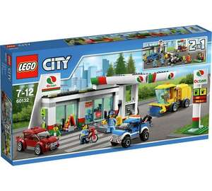 LEGO 60132 City Service Station  £32.49 @ Argos