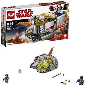 LEGO Star Wars Resistance Transport Pod - 75176 Half Price @ Amazon Prime