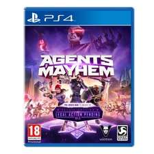 £12.99 Agents of Mayhem PS4 and XBOX ONE @ Smyths